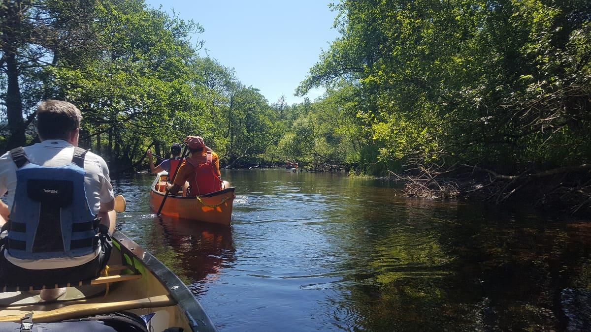 Canoe Ecosse