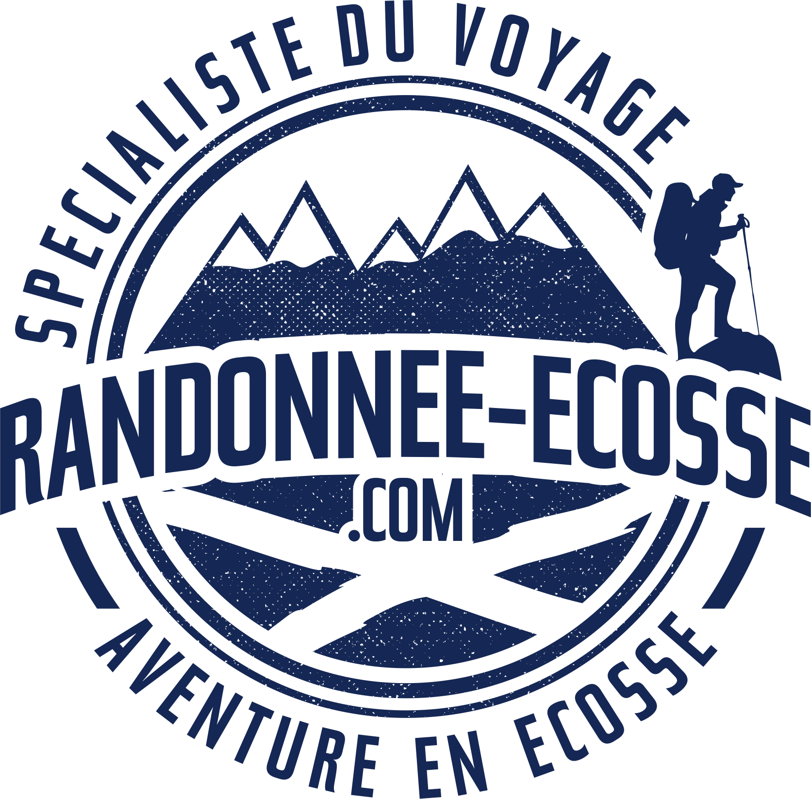 Logo randonnee ecosse